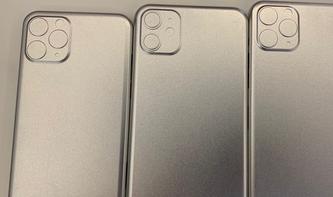 iPhone 11: Neuer Leak bekräftigt Triple-Kamera-Gerücht