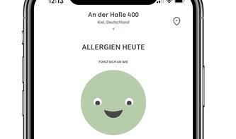Apps für Allergiker