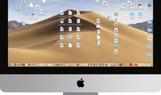 Ordnung auf dem Mac-Schreibtisch ganz automatisch - so geht's
