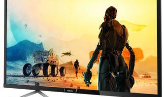 Der TV ohne TV-Funktion: Philips Momentum im Test
